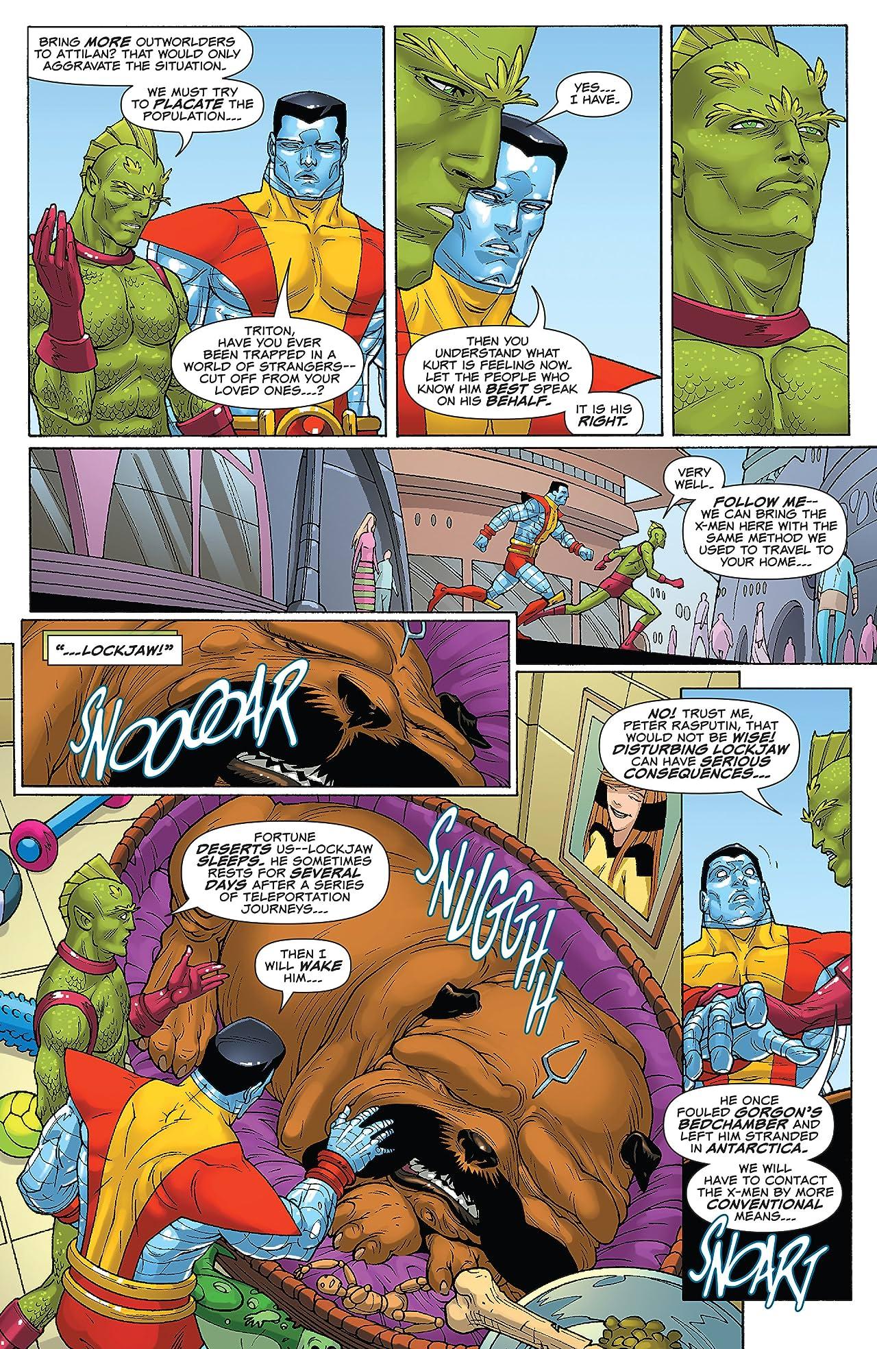 Uncanny X-Men: First Class #2 (of 8)