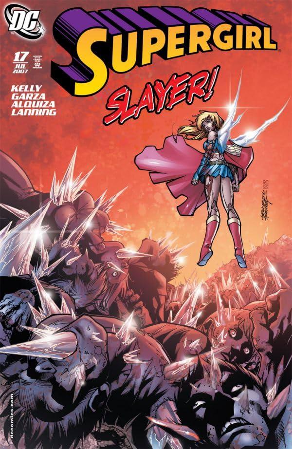 Supergirl (2005-2011) #17
