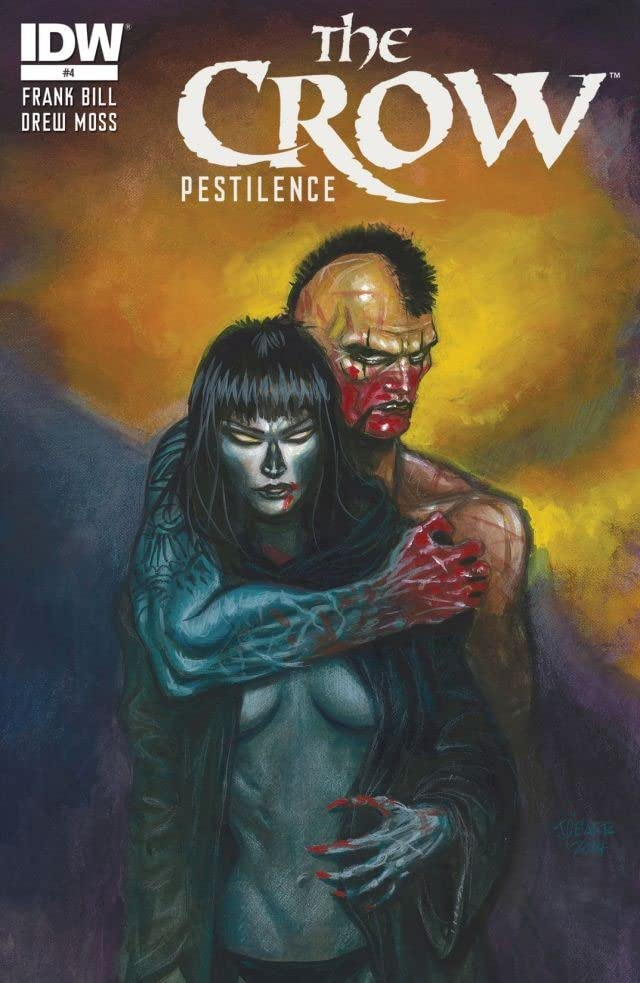 The Crow: Pestilence #4