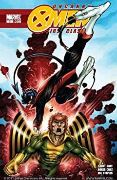 Uncanny X-Men: First Class #3 (of 8)