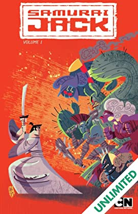 Samurai Jack Vol. 1: The Threads of Time