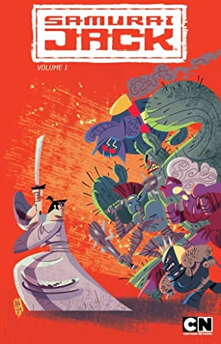 Samurai Jack Tome 1: The Threads of Time