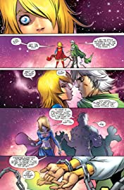 Supergirl (2005-2011) #19