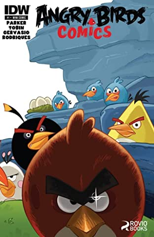 Angry Birds #1: Mini-Comic #1