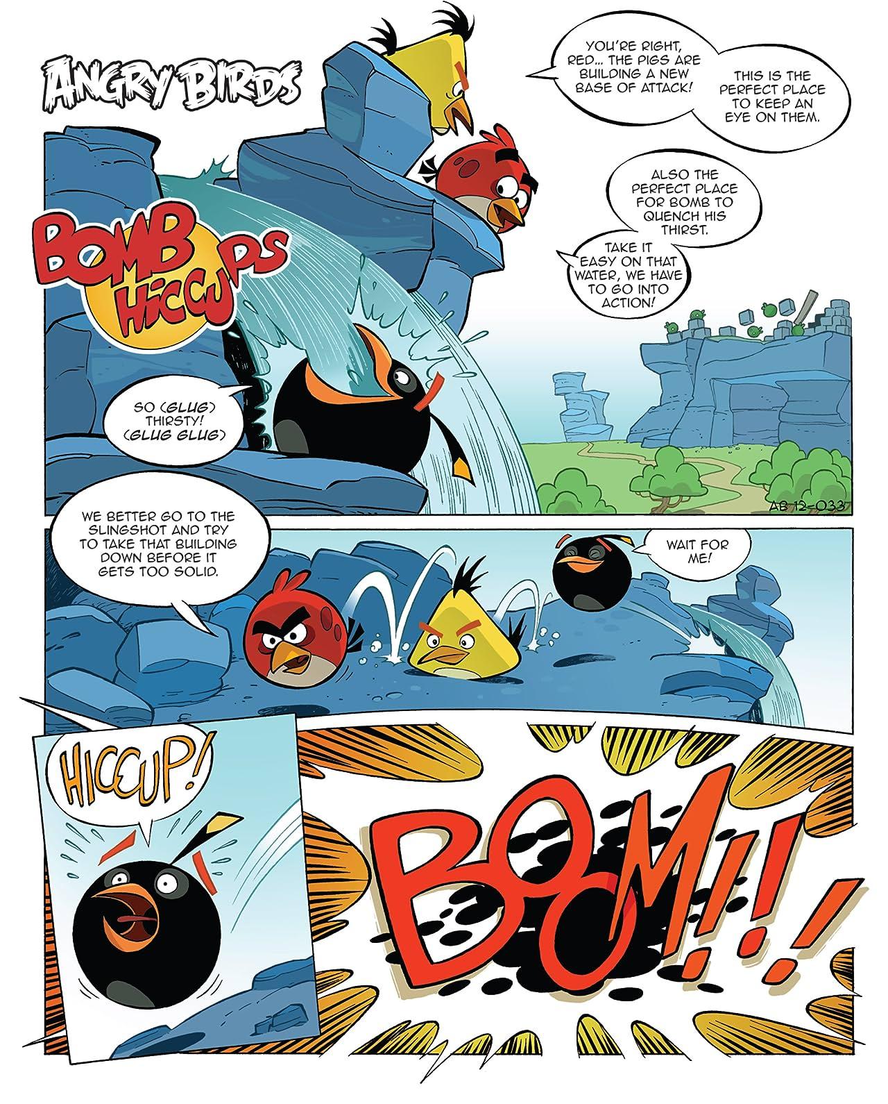 Angry Birds #1: Mini-Comic #1