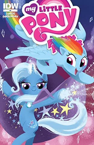 My Little Pony: Friends Forever No.6