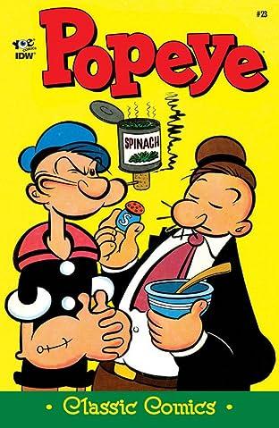 Popeye Classics #23