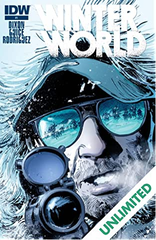 Winterworld (2014-) #1