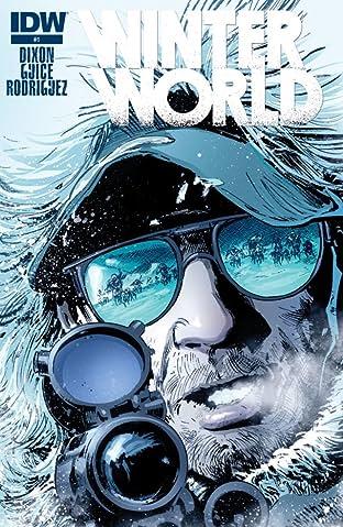 Winterworld (2014-2015) No.1
