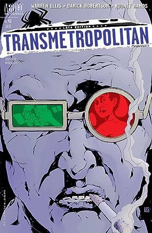Transmetropolitan #40