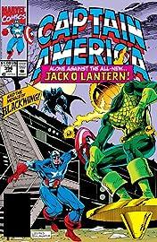 Captain America (1968-1996) #396