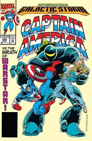Captain America (1968-1996) #398