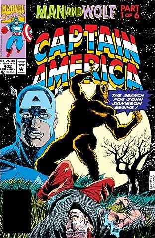Captain America (1968-1996) No.402