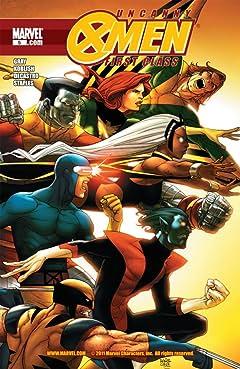 Uncanny X-Men: First Class #5 (of 8)