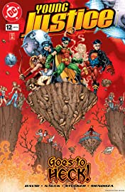 Young Justice (1998-2003) #12