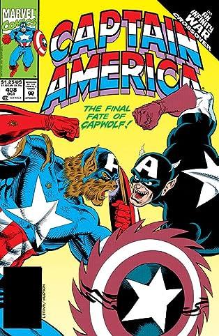 Captain America (1968-1996) #408