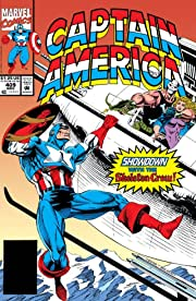 Captain America (1968-1996) #409