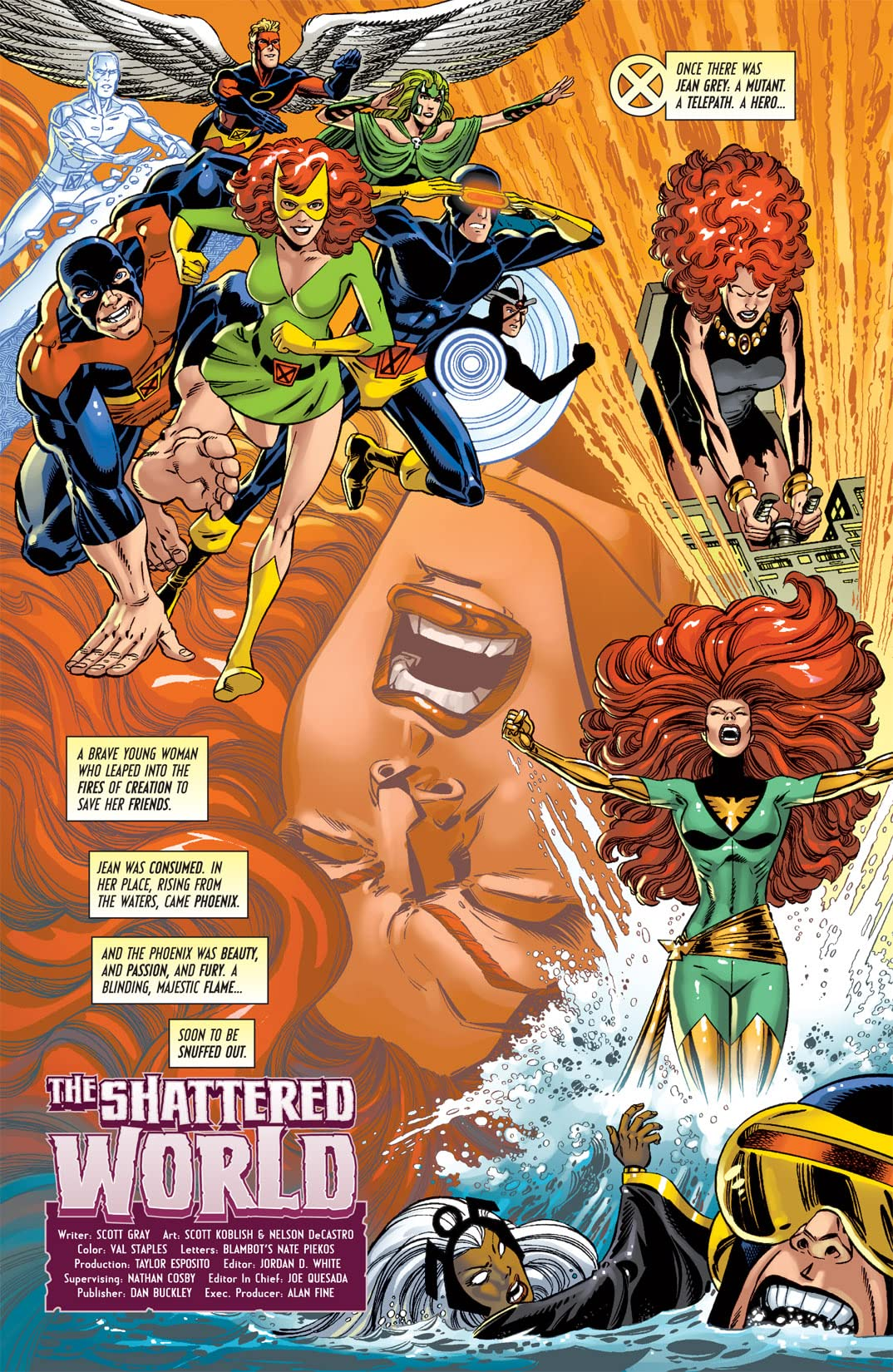 Uncanny X-Men: First Class #7 (of 8)