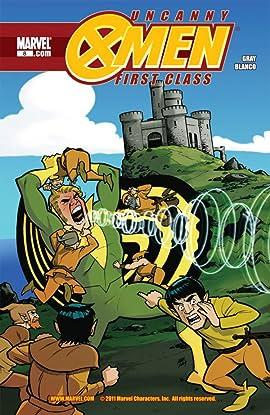 Uncanny X-Men: First Class #8 (of 8)