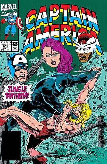 Captain America (1968-1996) #415