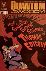 Quantum and Woody (2013- ) #11: Digital Exclusives Edition