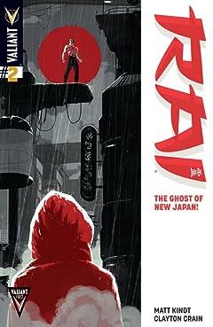Rai (2014- ) No.2: Digital Exclusives Edition