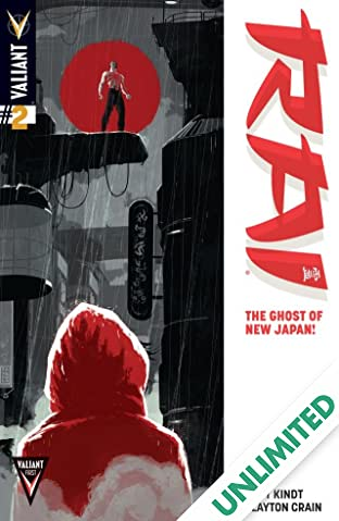 Rai (2014- ) #2: Digital Exclusives Edition