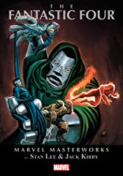 Fantastic Four Masterworks Vol. 4