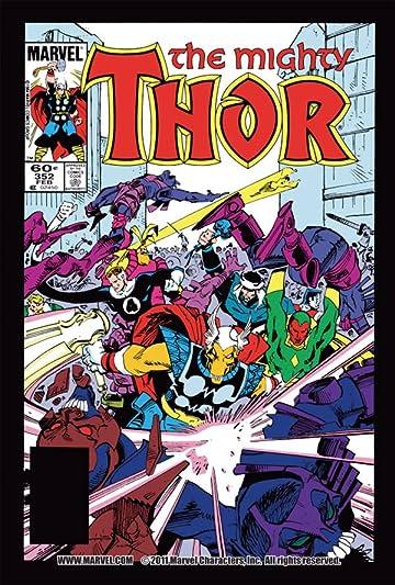 Thor (1966-1996) #352