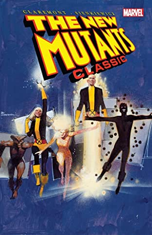 New Mutants Classic Vol. 3