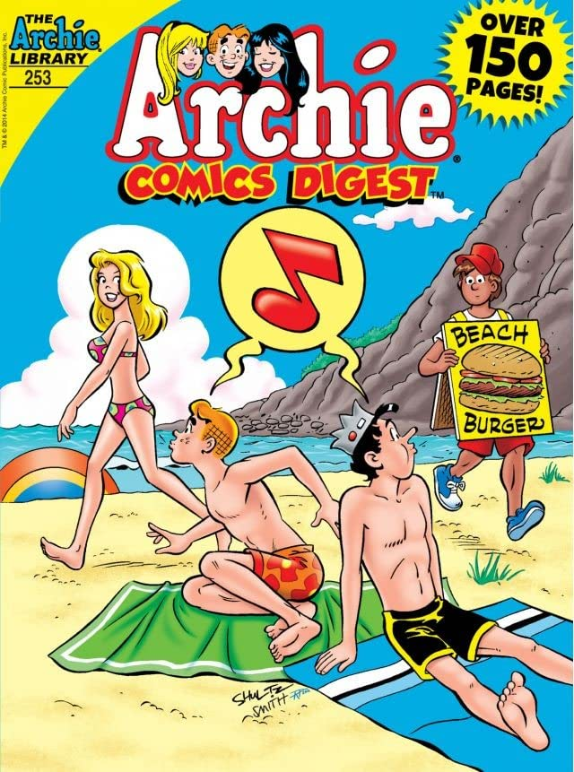 Archie Comics Digest #253