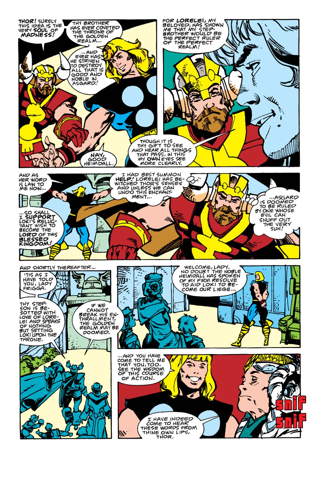 Thor (1966-1996) #359