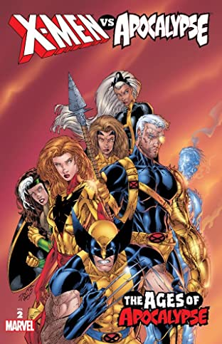 X-Men Vs. Apocalypse Tome 2: Ages of Apocalypse