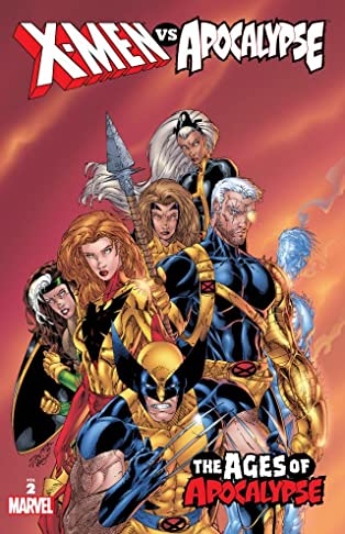 X-Men Vs. Apocalypse Vol. 2: Ages of Apocalypse