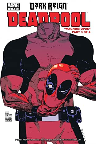 Deadpool (2008-2012) No.9