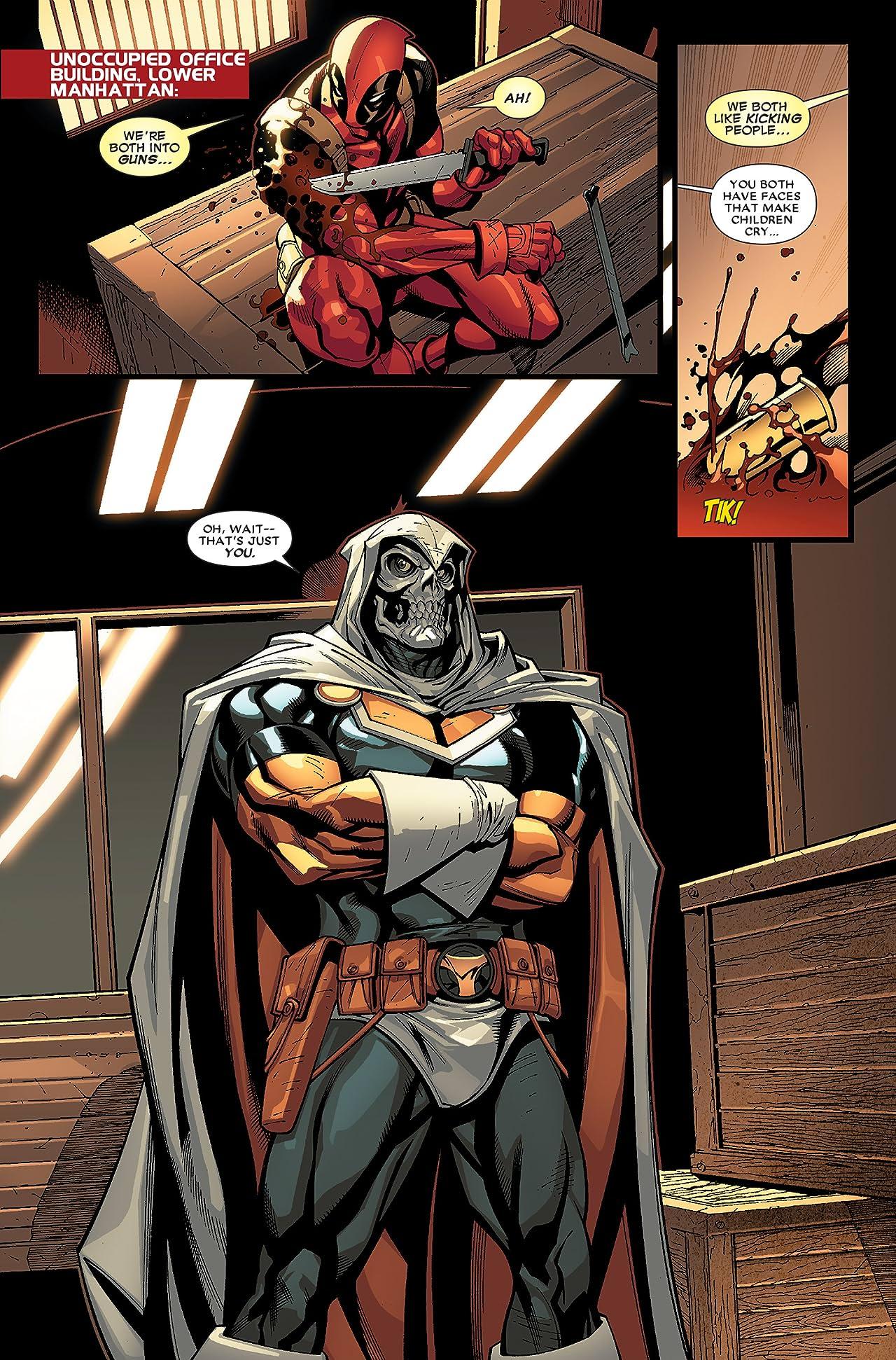Deadpool (2008-2012) #9