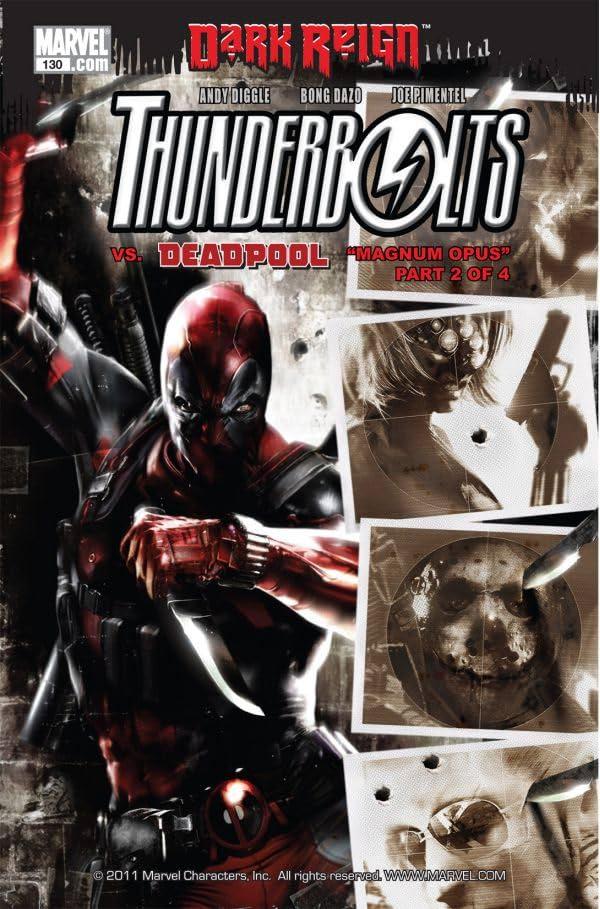 Thunderbolts (2006-2012) #130