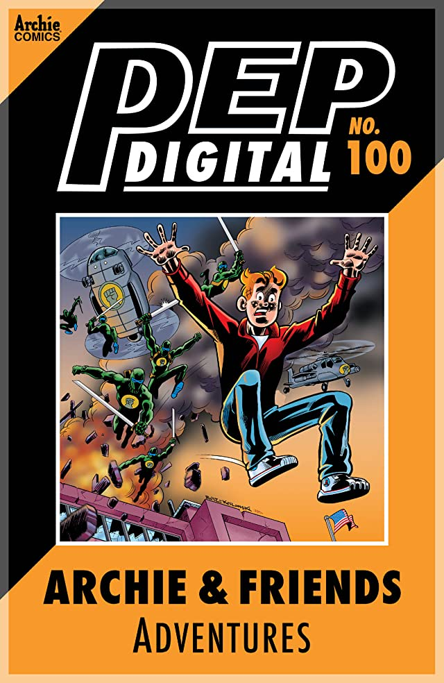 PEP Digital #100: Archie & Friends Adventures