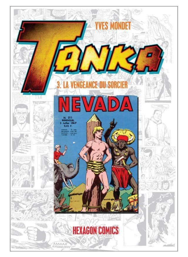 TANKA Vol. 3: La Vengeance du Sorcier