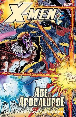 X-Men: The Complete Age Of Apocalypse Epic Book 4