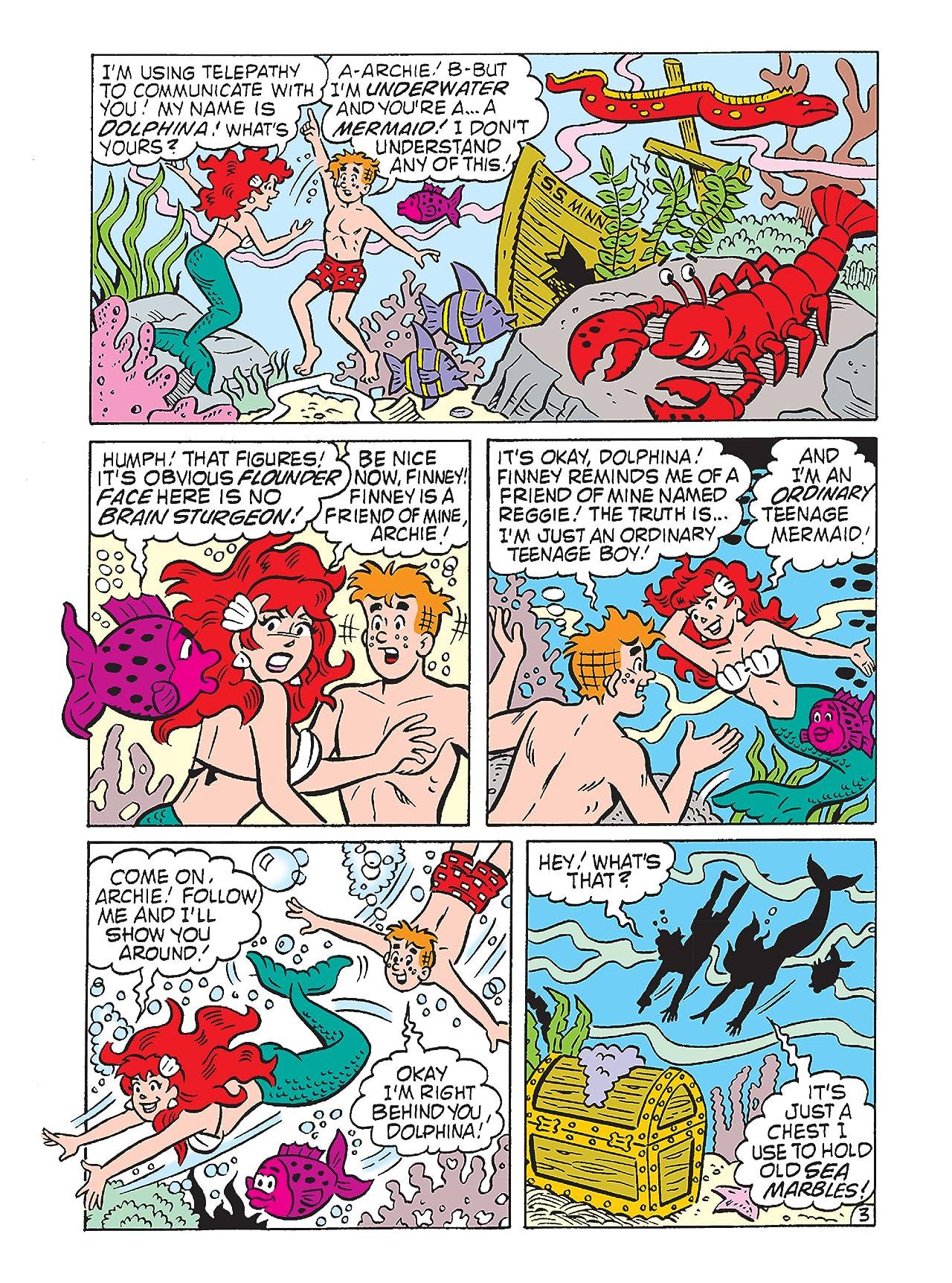 Archie's Funhouse Comics Digest #7