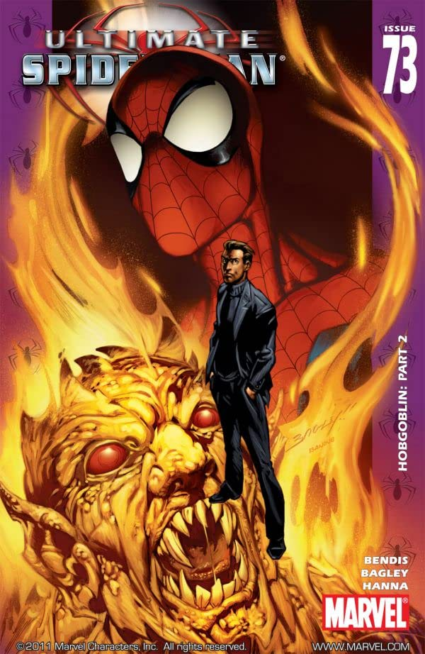 Ultimate Spider-Man (2000-2009) #73
