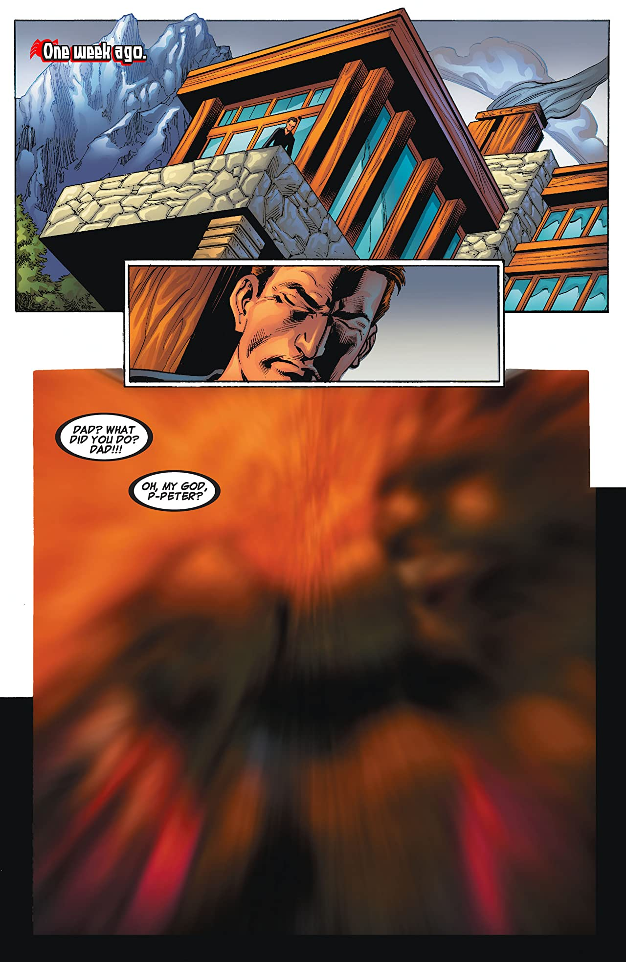 Ultimate Spider-Man (2000-2009) #73