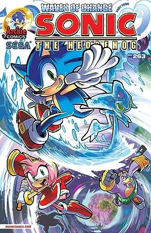 Sonic the Hedgehog #263
