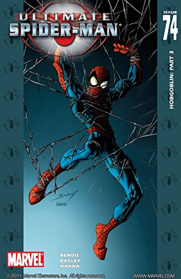 Ultimate Spider-Man (2000-2009) #74