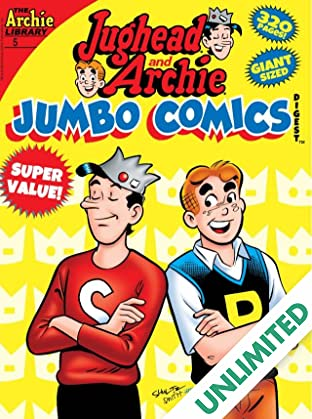 Jughead and Archie Comics Digest #5