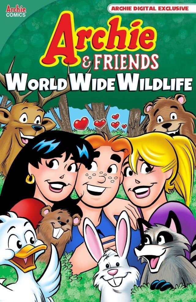 Archie & Friends: Worldwide Wildlife