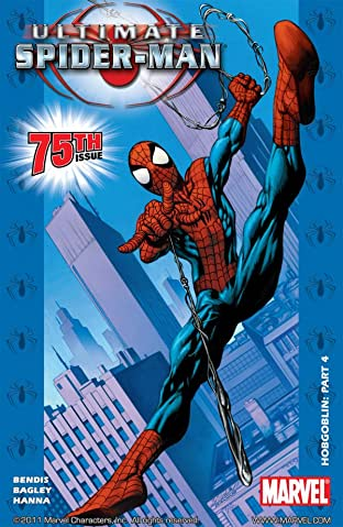Ultimate Spider-Man (2000-2009) #75