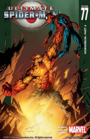 Ultimate Spider-Man (2000-2009) #77