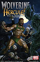 Wolverine/Hercules: Myths, Monsters and Mutants #3